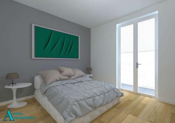 Appartamento in vendita a Taranto, Centrale, Borgo, 100 mq - Foto 16