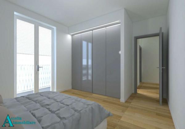 Appartamento in vendita a Taranto, Centrale, Borgo, 100 mq - Foto 14