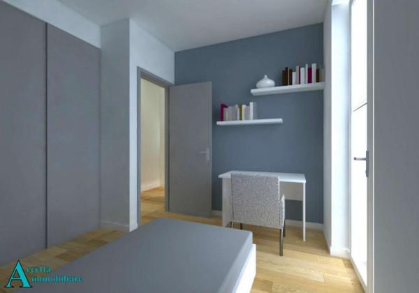 Appartamento in vendita a Taranto, Centrale, Borgo, 100 mq - Foto 15