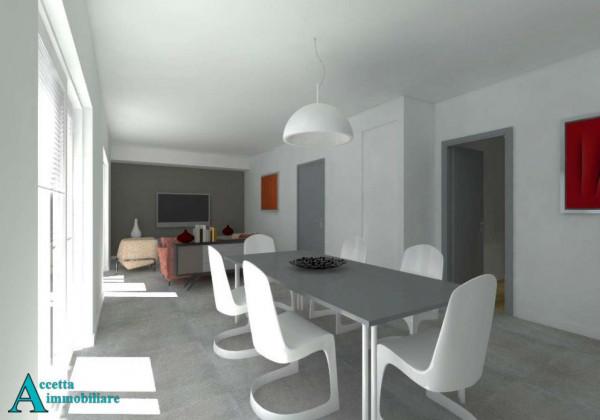 Appartamento in vendita a Taranto, Centrale, Borgo, 100 mq - Foto 18