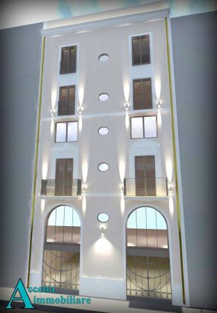 Appartamento in vendita a Taranto, Centrale, Borgo, 100 mq - Foto 20