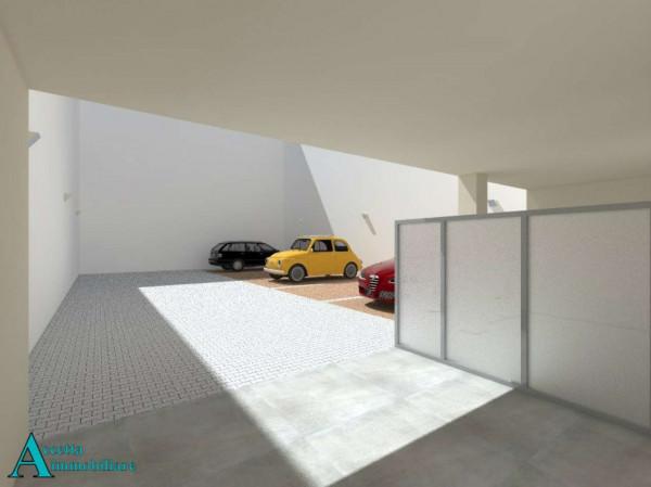 Appartamento in vendita a Taranto, Centrale, Borgo, 100 mq - Foto 9