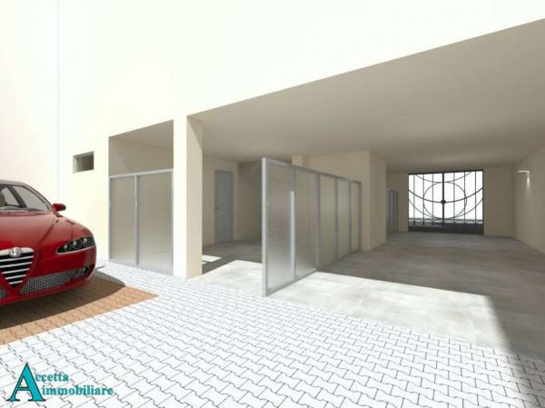 Appartamento in vendita a Taranto, Centrale, Borgo, 100 mq - Foto 8