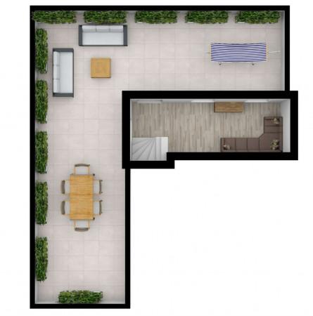 Appartamento in vendita a Taranto, Centrale, Borgo, 100 mq - Foto 3