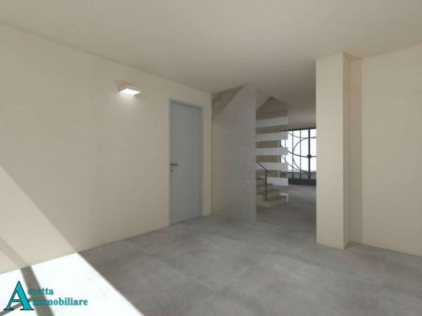 Appartamento in vendita a Taranto, Centrale, Borgo, 100 mq - Foto 10