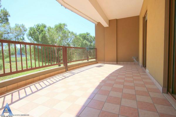 Appartamento in vendita a Taranto, Talsano, Con giardino, 115 mq - Foto 14
