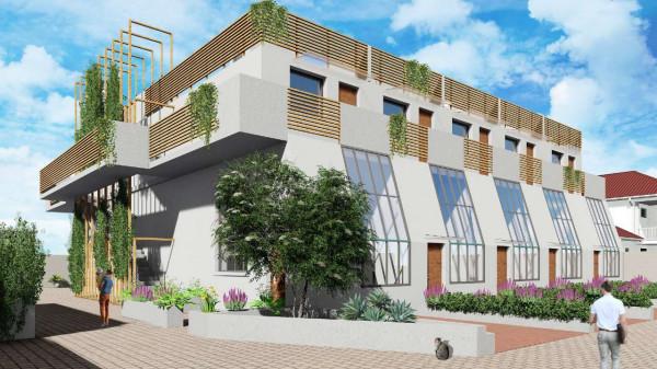 Appartamento in vendita a Milano, Via Spadolini/ Bazzi/ Bocconi, Con giardino, 58 mq - Foto 7