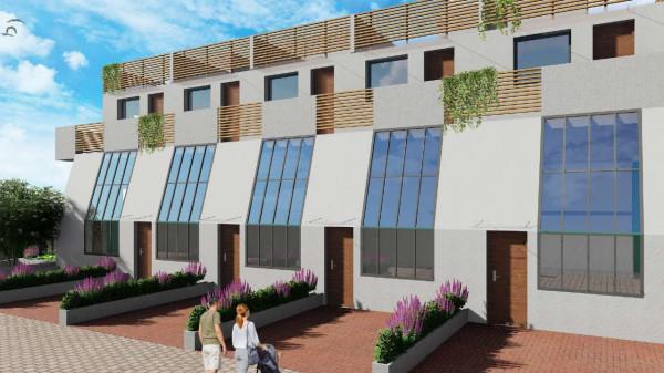 Appartamento in vendita a Milano, Via Spadolini/ Bazzi/ Bocconi, Con giardino, 54 mq - Foto 6