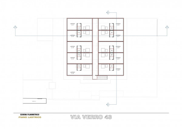 Appartamento in vendita a Milano, Via Spadolini/ Bazzi/ Bocconi, Con giardino, 54 mq - Foto 11