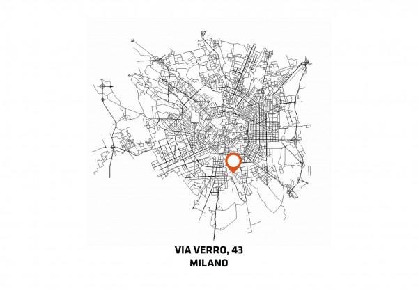 Appartamento in vendita a Milano, Via Spadolini/ Bazzi/ Bocconi, Con giardino, 54 mq - Foto 25