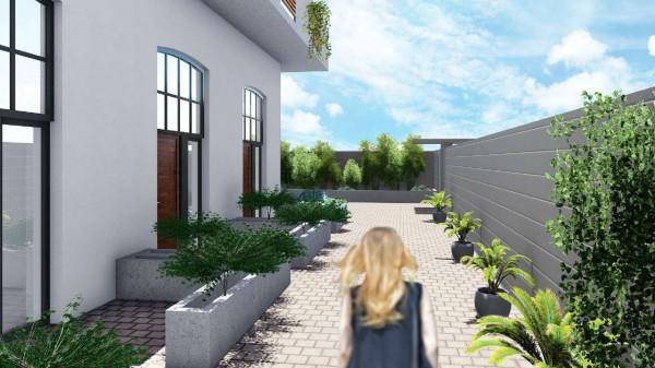 Appartamento in vendita a Milano, Via Spadolini/ Bazzi/ Bocconi, Con giardino, 54 mq - Foto 4