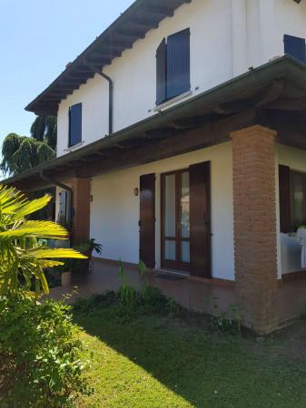 Villa in vendita a Gombito, Residenziale, Con giardino, 158 mq
