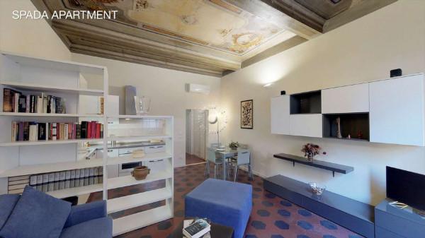 Appartamento in affitto a Firenze, Arredato, 53 mq