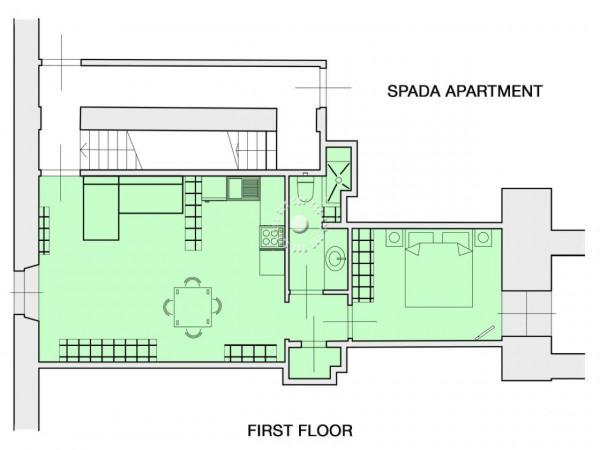 Appartamento in affitto a Firenze, Arredato, 53 mq - Foto 4