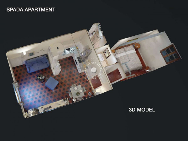 Appartamento in affitto a Firenze, Arredato, 53 mq - Foto 3