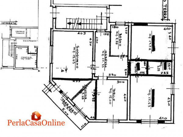 Appartamento in vendita a Forlì, Cà Ossi, Con giardino, 120 mq - Foto 2
