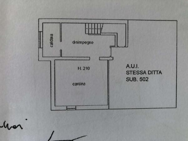 Villa in vendita a Caravate, Residenziale, Con giardino, 300 mq - Foto 3