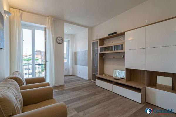 Appartamento in vendita a Milano, San Siro, 75 mq