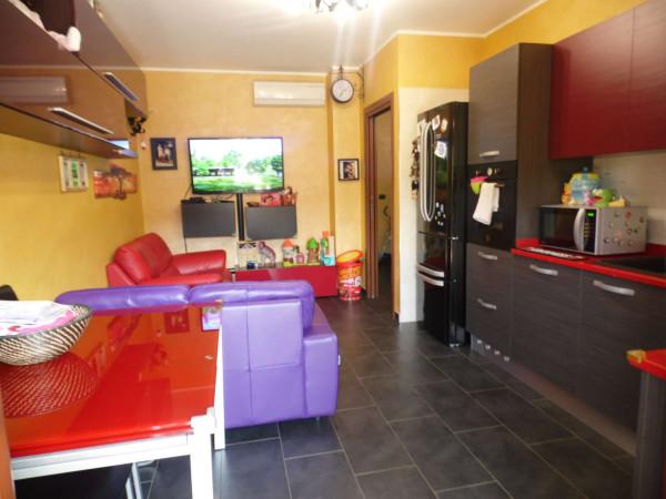 Appartamento in vendita a Borgaro Torinese, Con giardino, 60 mq - Foto 9