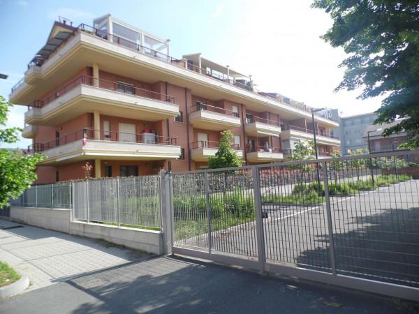 Appartamento in vendita a Borgaro Torinese, Con giardino, 60 mq - Foto 10