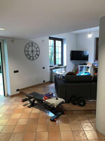 Appartamento in vendita a Garbagnate Milanese, Stazione, 350 mq - Foto 22