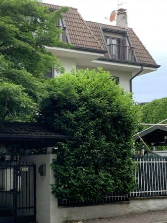 Appartamento in vendita a Garbagnate Milanese, Stazione, 350 mq - Foto 3