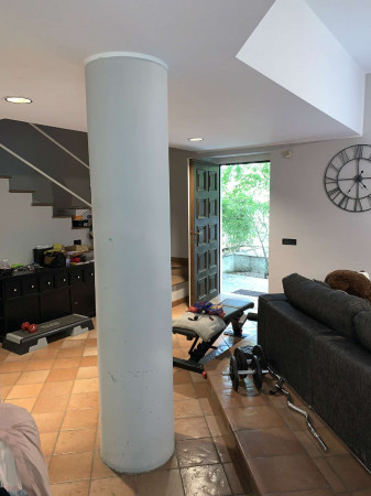 Appartamento in vendita a Garbagnate Milanese, Stazione, 350 mq - Foto 21