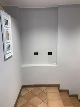 Appartamento in vendita a Garbagnate Milanese, Stazione, 350 mq - Foto 20