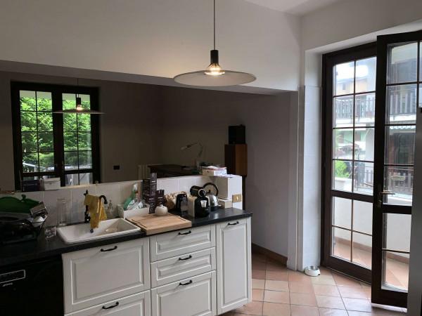 Appartamento in vendita a Garbagnate Milanese, Stazione, 350 mq - Foto 23