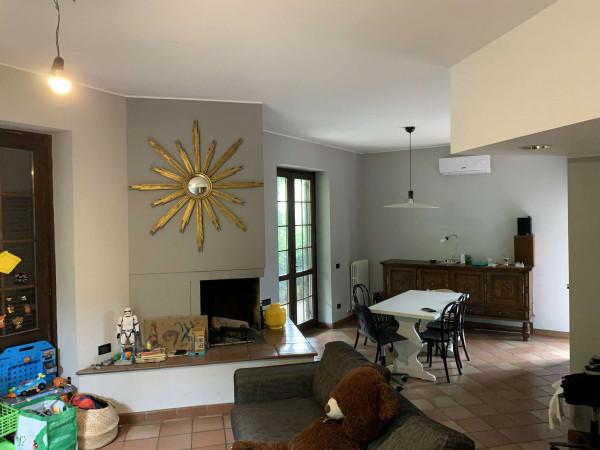 Appartamento in vendita a Garbagnate Milanese, Stazione, 350 mq - Foto 27