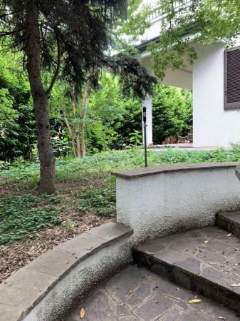 Appartamento in vendita a Garbagnate Milanese, Stazione, 350 mq - Foto 30
