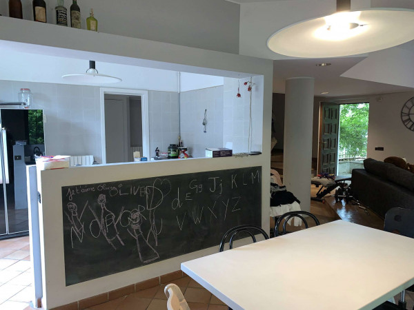 Appartamento in vendita a Garbagnate Milanese, Stazione, 350 mq - Foto 24