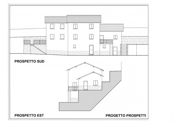 Appartamento in vendita a Tribogna, Residenziale, Con giardino, 55 mq - Foto 4