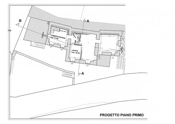 Appartamento in vendita a Tribogna, Residenziale, Con giardino, 55 mq - Foto 3