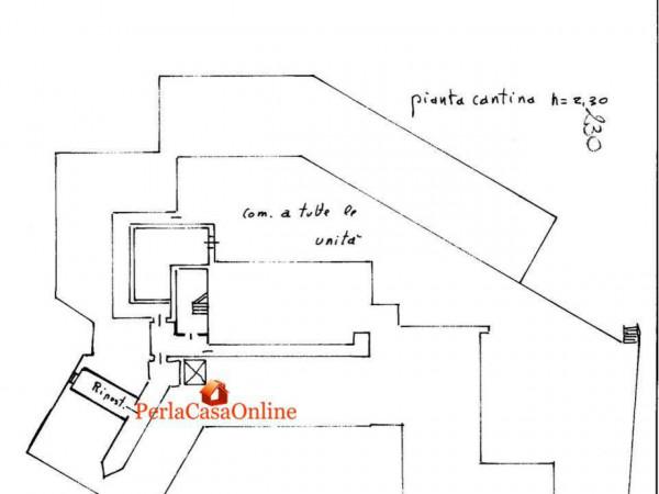 Appartamento in vendita a Forlì, Medaglie D'oro, 130 mq - Foto 3