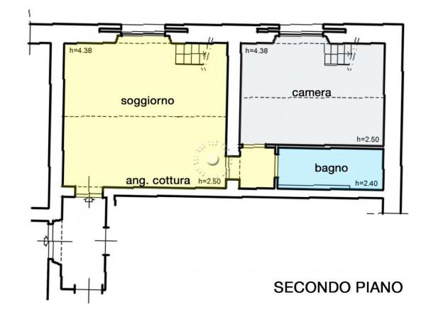 Appartamento in vendita a Firenze, Arredato, 85 mq - Foto 3
