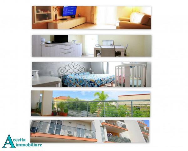 Appartamento in vendita a Monteiasi, Centrale, 110 mq - Foto 3