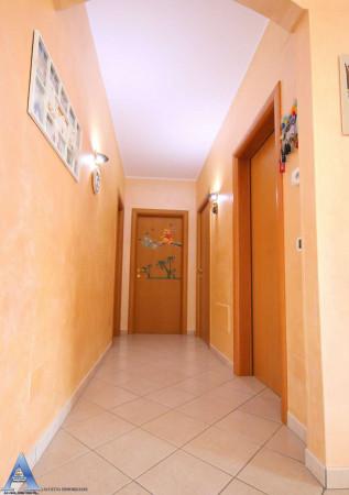 Appartamento in vendita a Monteiasi, Centrale, 110 mq - Foto 12