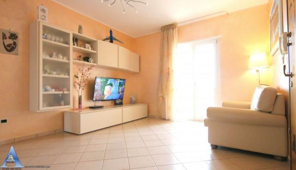 Appartamento in vendita a Monteiasi, Centrale, 110 mq - Foto 17