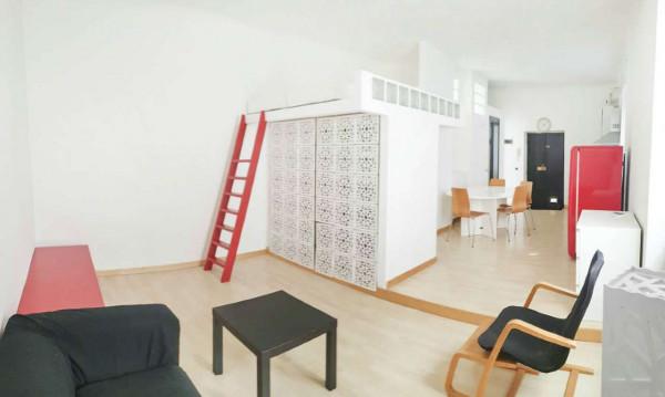 Appartamento in affitto a Milano, Sempione, Arredato, 40 mq