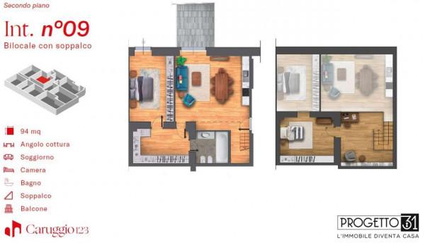 Appartamento in vendita a Chiavari, Centro Storico, 95 mq - Foto 4