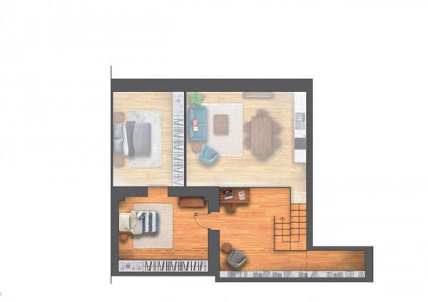Appartamento in vendita a Chiavari, Centro Storico, 95 mq - Foto 7
