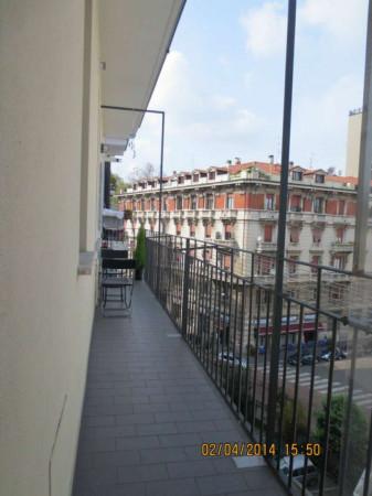 Appartamento in affitto a Milano, Medaglie D'oro, Arredato, 45 mq - Foto 9