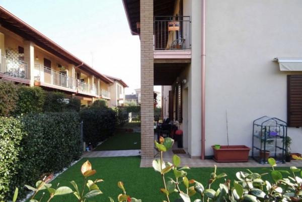 Bilocale in vendita a Rodengo Saiano, Rodengo, Con giardino, 60 mq