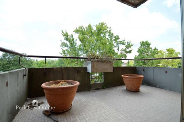 Appartamento in vendita a Forlì, Parco Urbano, Piscina, 115 mq - Foto 14
