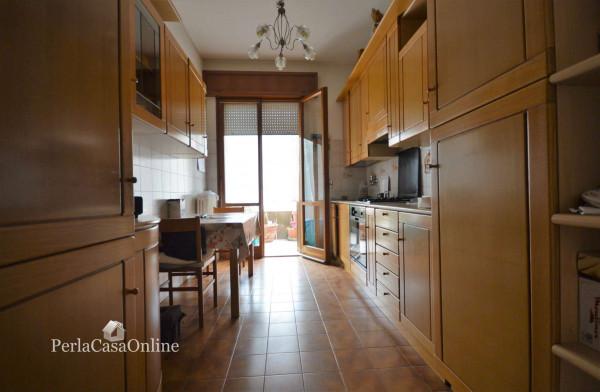 Appartamento in vendita a Forlì, Parco Urbano, Piscina, 115 mq - Foto 17