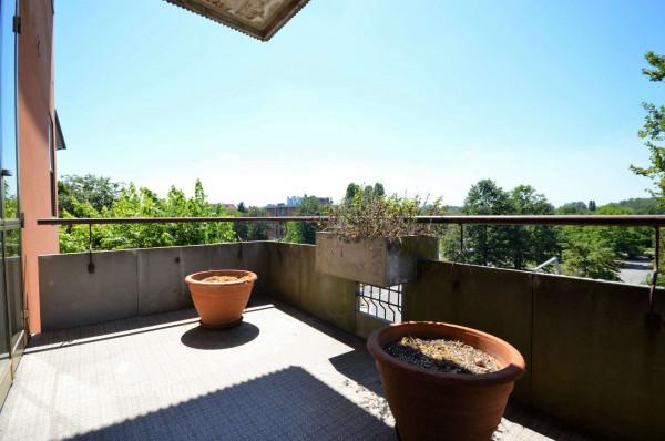 Appartamento in vendita a Forlì, Parco Urbano, Piscina, 115 mq - Foto 20