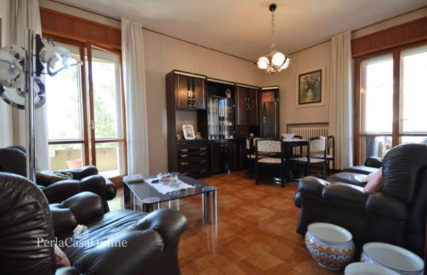 Appartamento in vendita a Forlì, Parco Urbano, Piscina, 115 mq