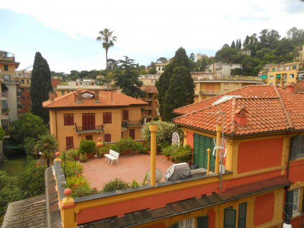 Appartamento in vendita a Rapallo, Porto Turistico, Arredato, con giardino, 150 mq