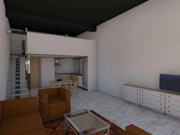 Appartamento in vendita a Cesate, Con giardino, 64 mq